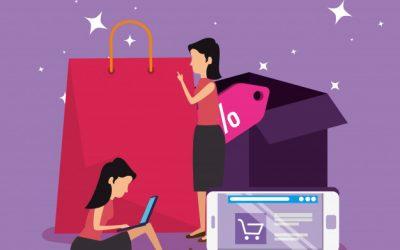 Comercio electrónico: Un espacio ganado para la mujer